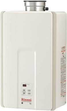 10Rinnai V65IN Tankless Water Heater