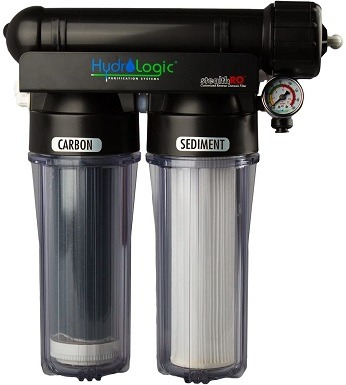 2HydroLogic 150 GPD Stealth Ro150 Reverse Osmosis Filter