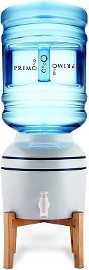 2Primo - Easy Top Loading Ceramic Countertop Water Dispenser