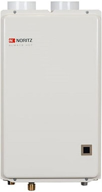 3Noritz NRC66DVNG Indoor Condensing Direct Tankless Hot Water Heater