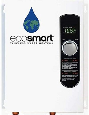 4Ecosmart ECO 18 Electric Tankless Water Heater