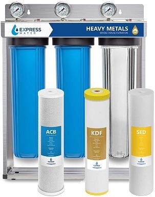 4Express Water Heavy Metal