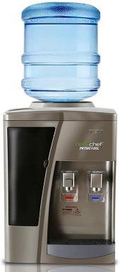4Nutrichef Countertop Water Cooler Dispenser