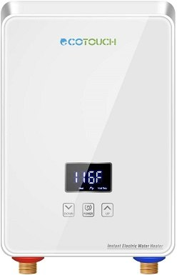 4Tankless Water Heater Electric 240V