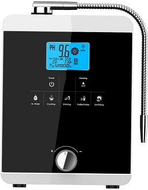 4aQuasafe Home Water Ionizer