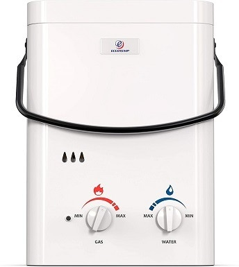 5Eccotemp L5 Portable Outdoor Tankless Water Heater