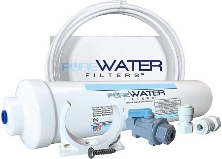 6Inline Water Filter Kit