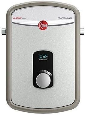 6Rheem 240V Heating Chamber RTEX-13 Residential Tankless Water Heater