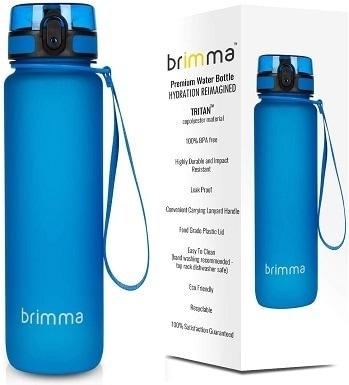 7Brimma Premium Sports Water Bottle