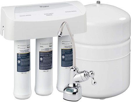 7Whirlpool WHER25 Reverse Osmosis