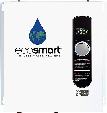 9EcoSmart ECO 27 Electric Tankless Water Heater