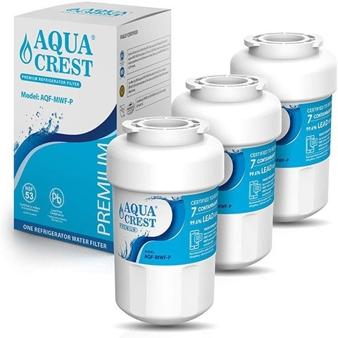 AQUACREST AQF-MWF-P3 MWF Refrigerator Water Filter