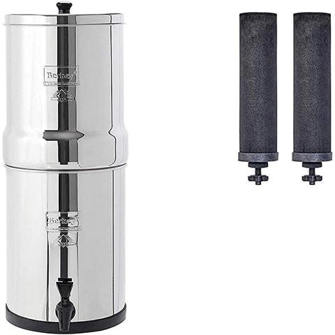 Berkey BT2X2-BB Gravity-Fed Water Filter