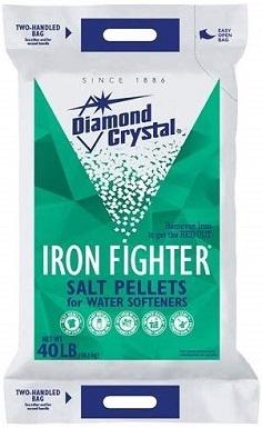 Diamond Crystal Iron
