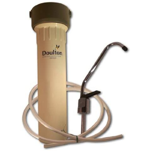 Doulton-W9330958-SuperCarb-Under-Sink-Filter-System