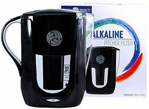 Enviro 796515300406 Alkaline Water Filter Pitcher