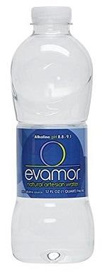 Evamor Natural Alkaline Artesian Water
