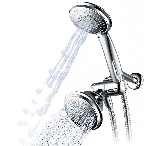 High Pressure rain shower