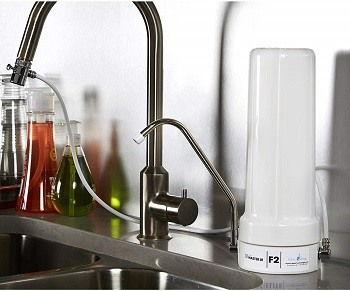 Home Master TMJRF2 Jr F2 Counter Top Water Filtration System