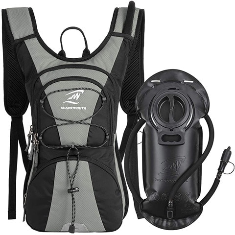 SHARKMOUTH FLYHIKER Hiking Hydration Pack