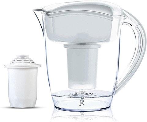 Santevia P404 Alkaline Water Filter Pitcher