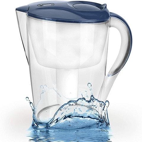 SimPure Water Filter Pitcher