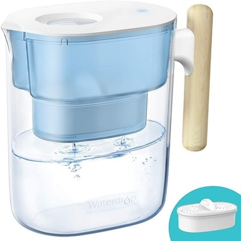Waterdrop WD-PT-04B Chubby Water Filter Pitcher