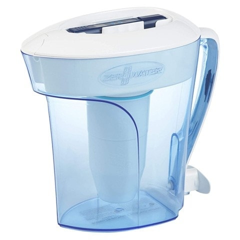 ZeroWater ZP-010 Water Filter Pitcher