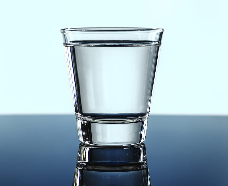 clear-drinking-glass-with-water