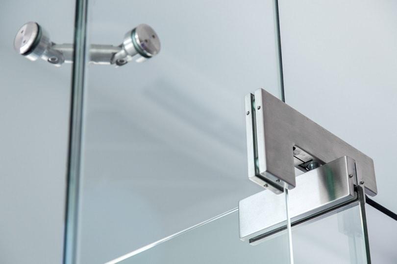 glass door pivot hinge_Bespaliy_shutterstock