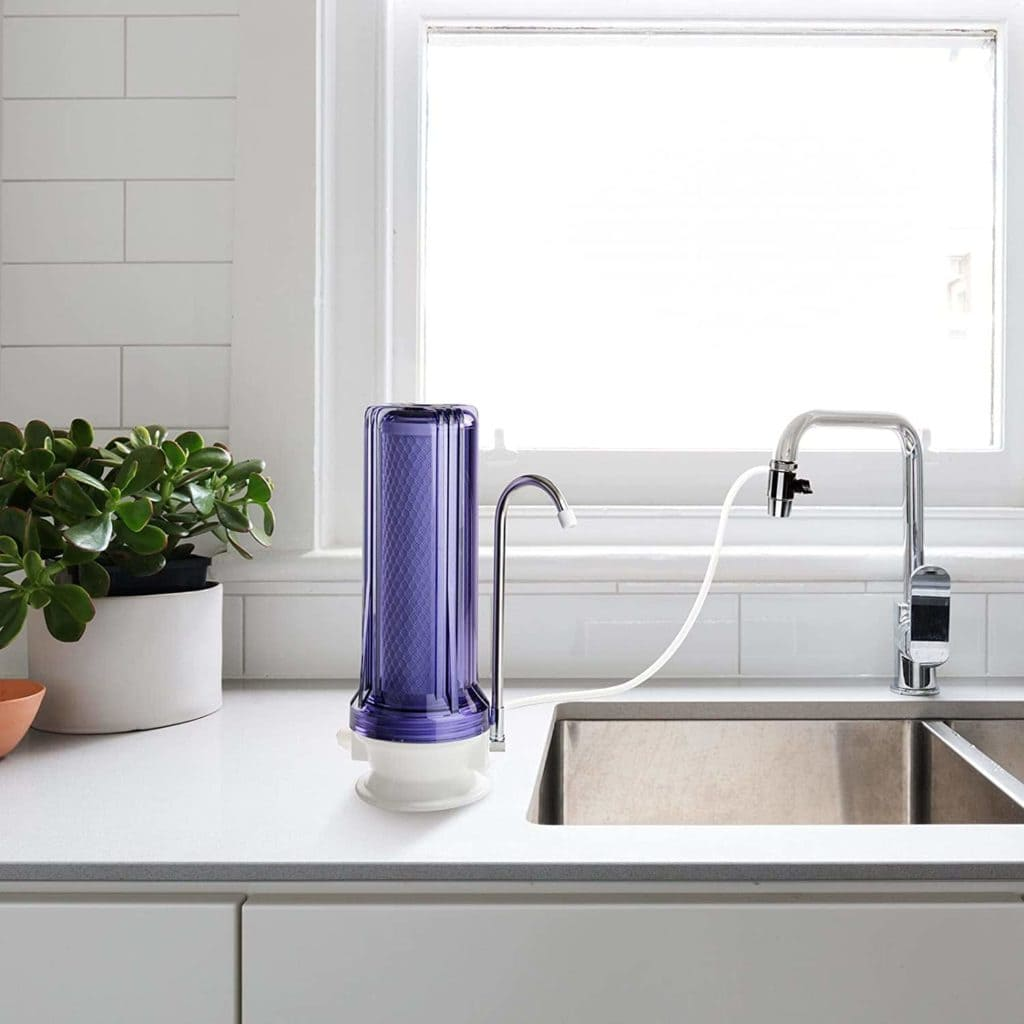 iSpring Countertop Filtration System