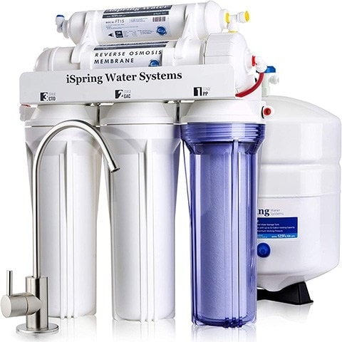 iSpring RCC7 High Capacity Filtration System