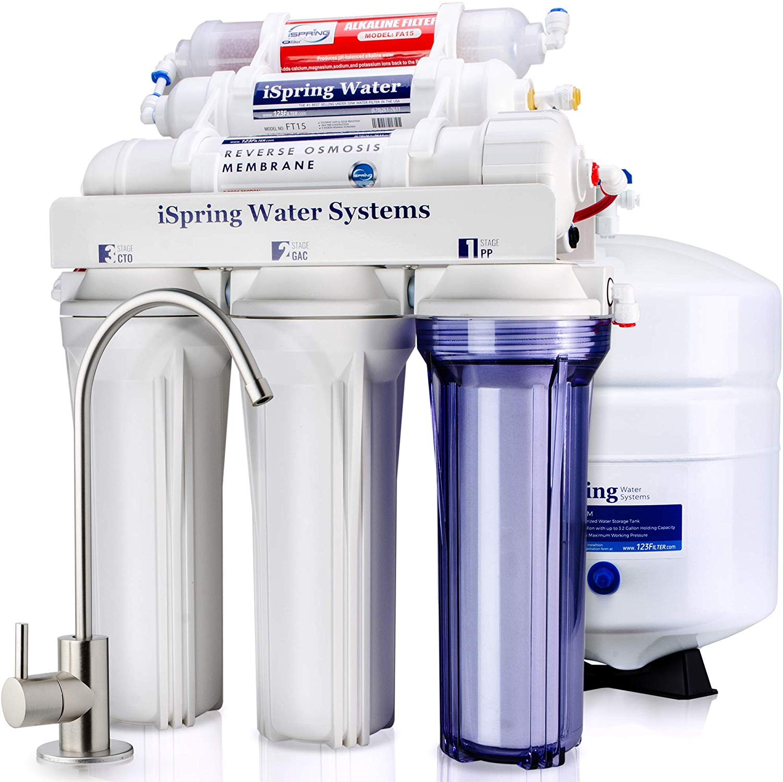 Reverse Osmosis Water Softeners