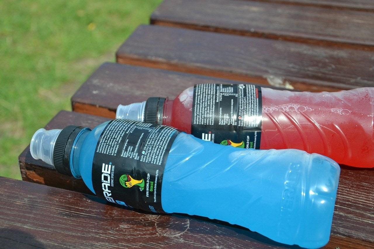 powerade sports drink