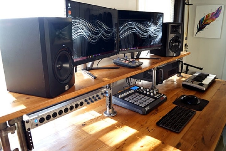 8 Free Diy Studio Desk Plans You Can
