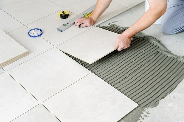 Cost To Install Tile Floor S, How Much Does Home Depot Charge To Install Tile Flooring